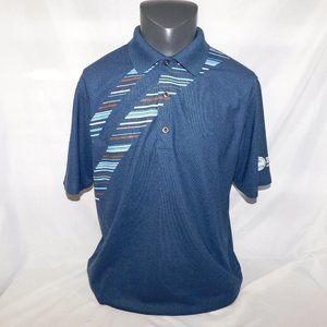 Greg Norman Mens L Play Dry PGA Golf Polo Shirt